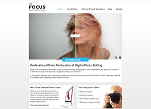 InFocus Home Page