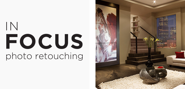 in focus logo and brand