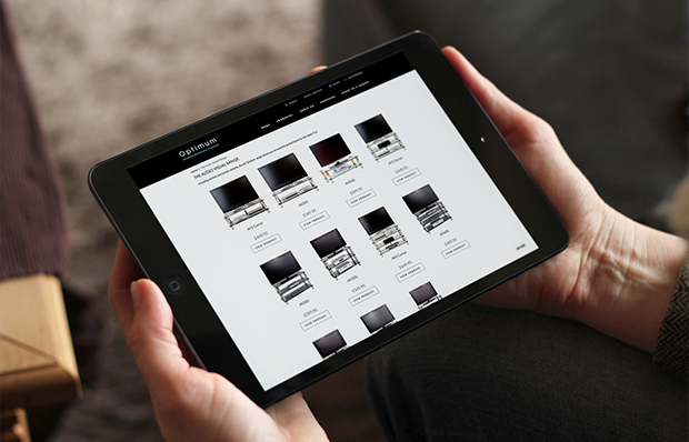 optimum modular on a tablet device