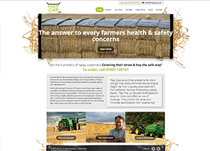 hay cap website