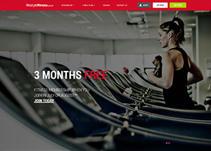 lifestyle fitness website