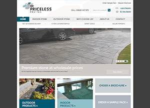 priceless paving website
