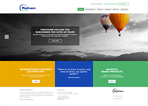 ralken colours website