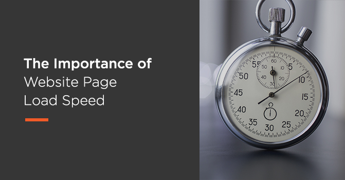 The Importance of Website Loading Speed